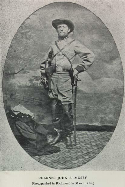 John S. Mosby in 1865
